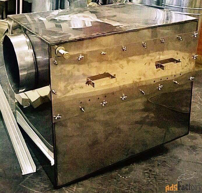 фильтр для мангала, водяной, серии игвт