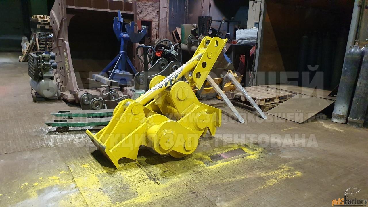 бетонолом механический для переработки бетона