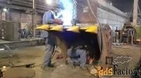 ковш скальный завода ковшей