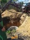 водопровод канализация в дом дачу наружныеработы проведем