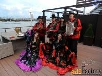 цыгане,цыганский ансамбль,цыганское шоу.
