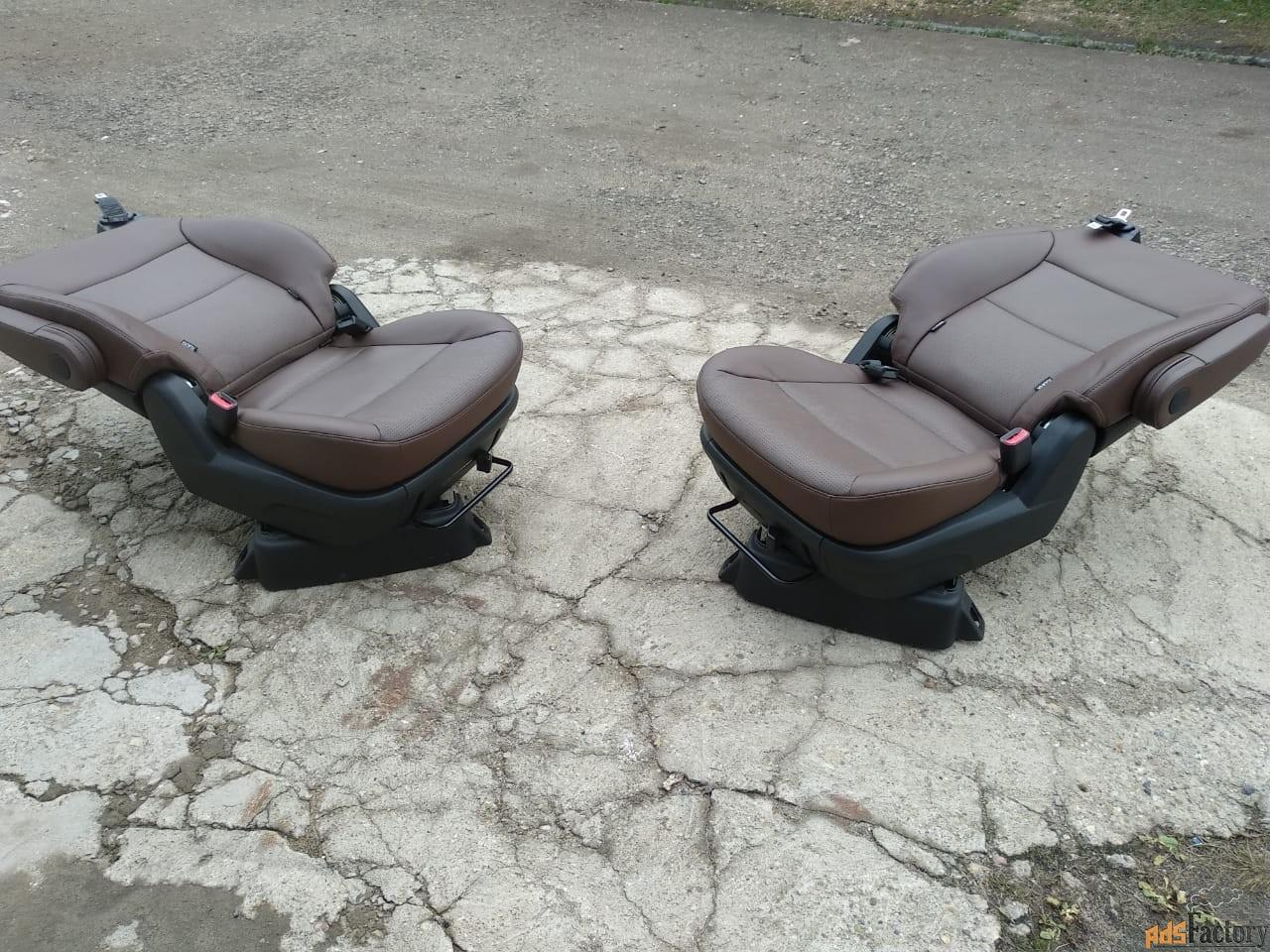 изменение конструкции автомобильных сидений