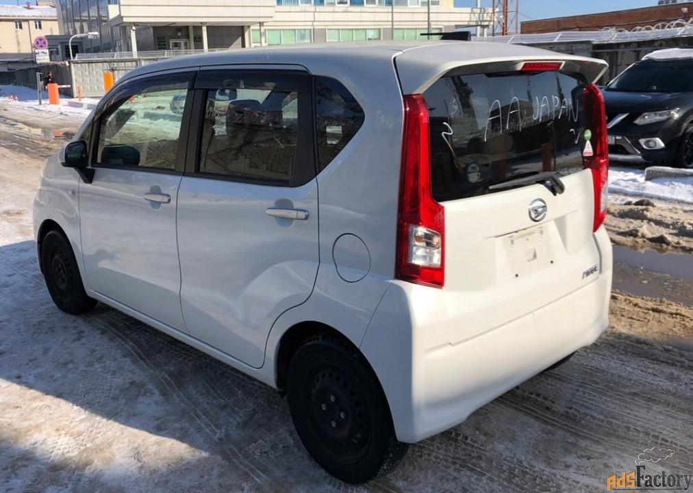 Daihatsu Move, 2016