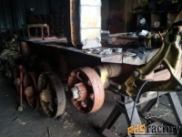 трелёвочник тдт-55а тдт-55 капитальный ремонт