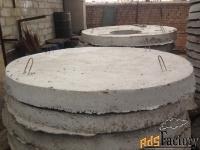 бетонные кольца для колодца и септика