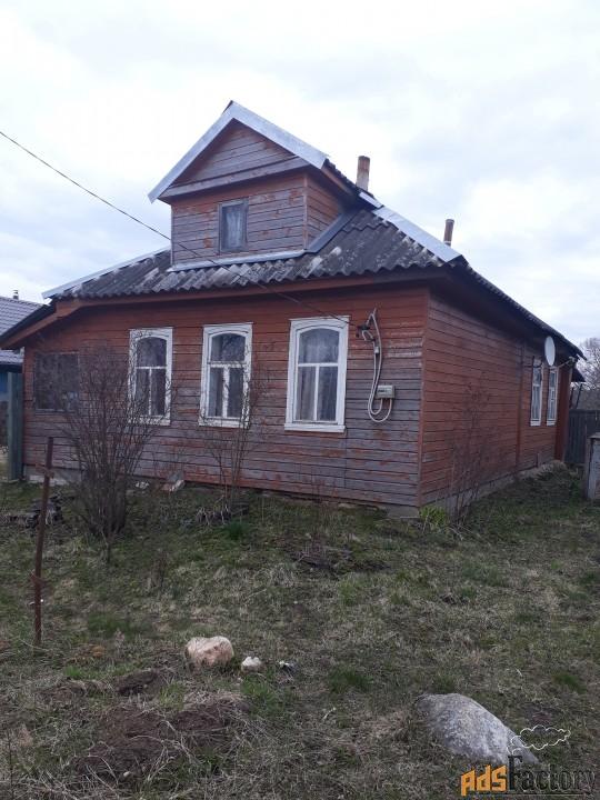 дом 45 м² на участке 15 сот.