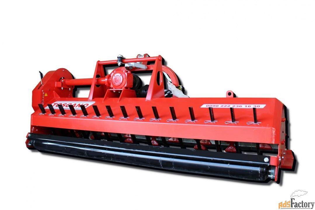 toscano мульчер-измельчитель dpkt-01