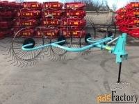 грабли-ворошилки колесно-пальцевые 2.6м,3.3м ogr (усиленные)