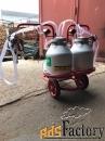 доильный аппарат для коров arden  (турция)