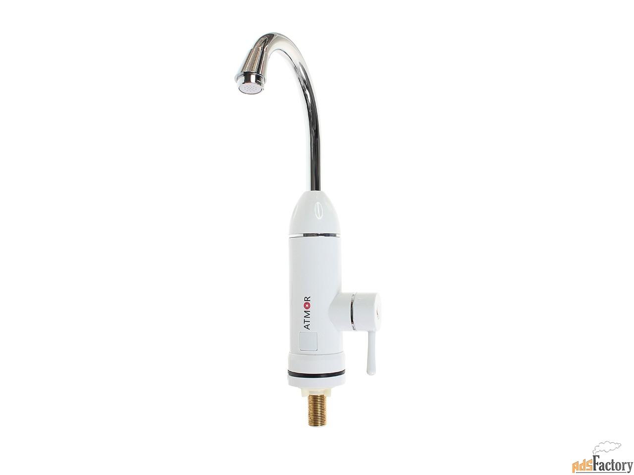 Смеситель – водонагреватель проточный