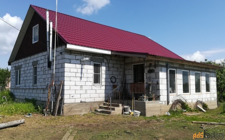 дом 86 м² на участке 22 сот.