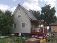 дом 25 м² на участке 15 сот.