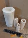 тигли керамические для плавки драгметаллов (из кварцевой керамики)