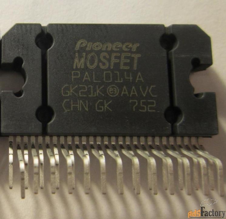 Микросхема УНЧ Pioneer PAL014A Оригинал