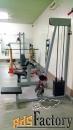 нижняя тяга нт01 для мышц спины