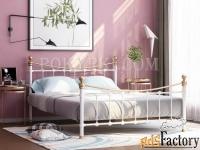 металлические кровати от фабрики