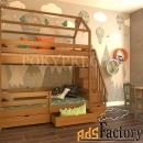 детская кровать «иволга»