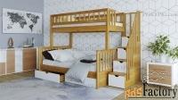 Двухъярусная кровать Старк.