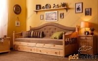 Кровать «Ника» от фабрики-производителя