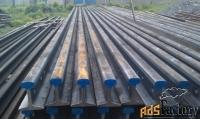 рельс р-65, 1-я группа износа, 12.5м. с отв.  тх цпт-80/350 на складе.