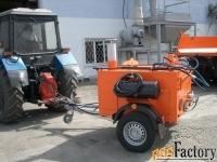 битумозаливщик для ремонта дорог