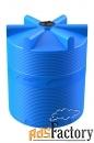 емкости цилиндрические вертикальные серии v от 100 до 10000 литров