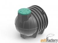 подземный модульный резервуар 6000 литров
