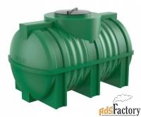бочка пластиковая 500 литров для воды и топлива