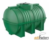 бочка пластиковая 1000 литров для воды и топлива