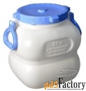 бидоны пластиковые пищевые (фляги) от 20 до 100 литров.