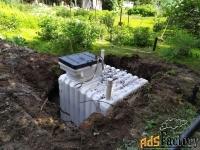пластиковый погреб тингард