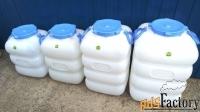 Пластиковые ёмкости для пищевых продуктов