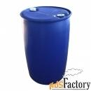 Пластиковая бочка 227 литров с двумя пробками