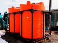 Емкости V 5000 кас карбамидно-аммиачная смесь