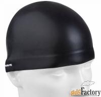 шапочка для плавания 3d madwave logo cap арт: m0537 50 0 01w