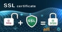 выпустим и установим ssl сертификат на сайт