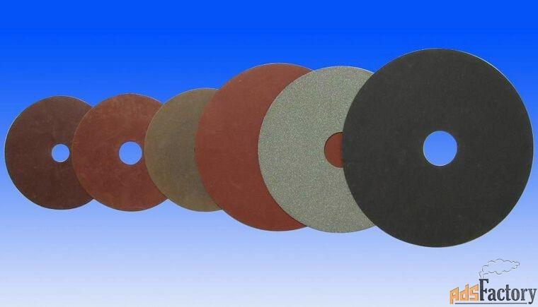 линия по производству дисков шлифовальных