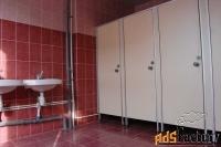 сантехнические перегородки, перегородки для санузлов, туалетов