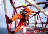 обучение безопасным методам работ на высоте