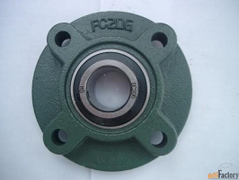 круглый корпус подшипника ucfc206 вал 30 мм