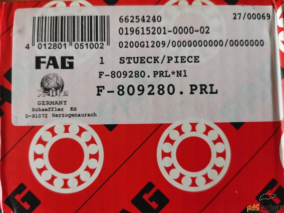 Подшипник F-809280. PRL , бетономешалка