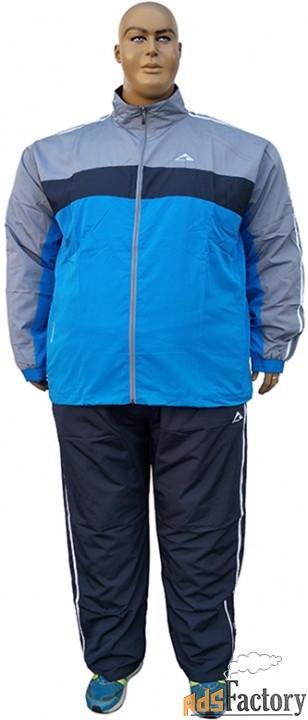 мужской спортивный костюм огромного размера