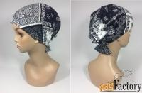 шапки и платки при химиотерапии и алопеции