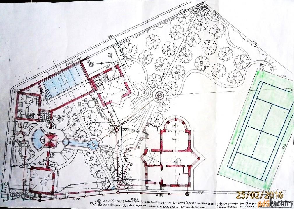 земельный участок 35 соток под застройку (садоводство)