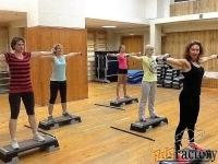 дистанционно онлайн: фитнес, аэробика, функциональный тренинг