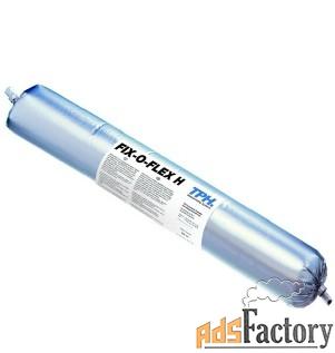 fix-o-flex h - клей-герметик влагостойкий химостойкий 600 мл