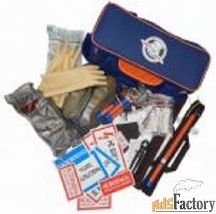 ксз-1 комплект средств защиты для электроустановок до 1000в (вар.3)