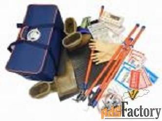 ксз-2 комплект средств защиты для электроустановок свыше 1000в (вар.3)