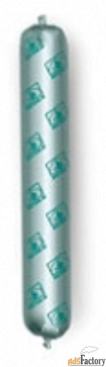 герметик mastersil силиконовый нейтральный белый (600 мл)