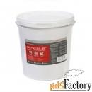 герметик противопожарный высокоэластичный огнеза-вг (20 кг)